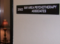 Bay Area Psychotherapy Associates Hallway